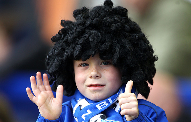 Soccer - Barclays Premier League - Everton v West Ham United - Goodison Park