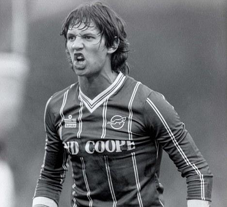 PKT5167-376225 GARY LINEKER FOOTBALLER 1985 Gary Lineker Leicester City