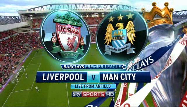 Liverpool v. Man City